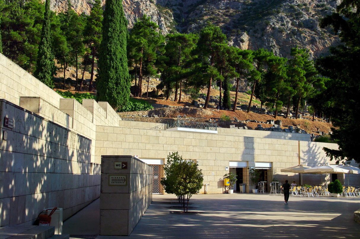 Image result for delphi museum